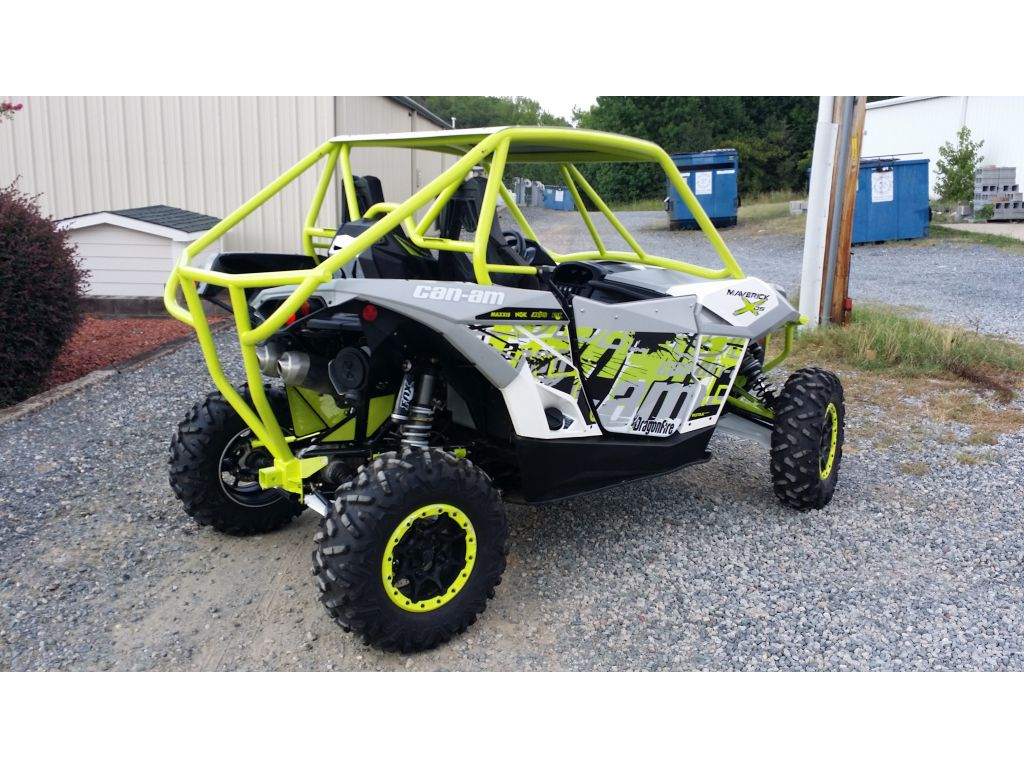 Maverick XDS/XRS Turbo Roll Cage