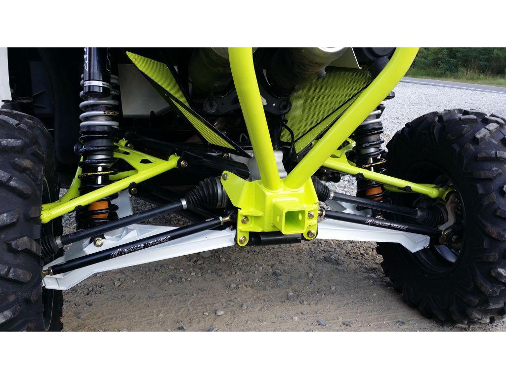 Maverick XDS/XRS Turbo High Clearance Rear Lower A Arms
