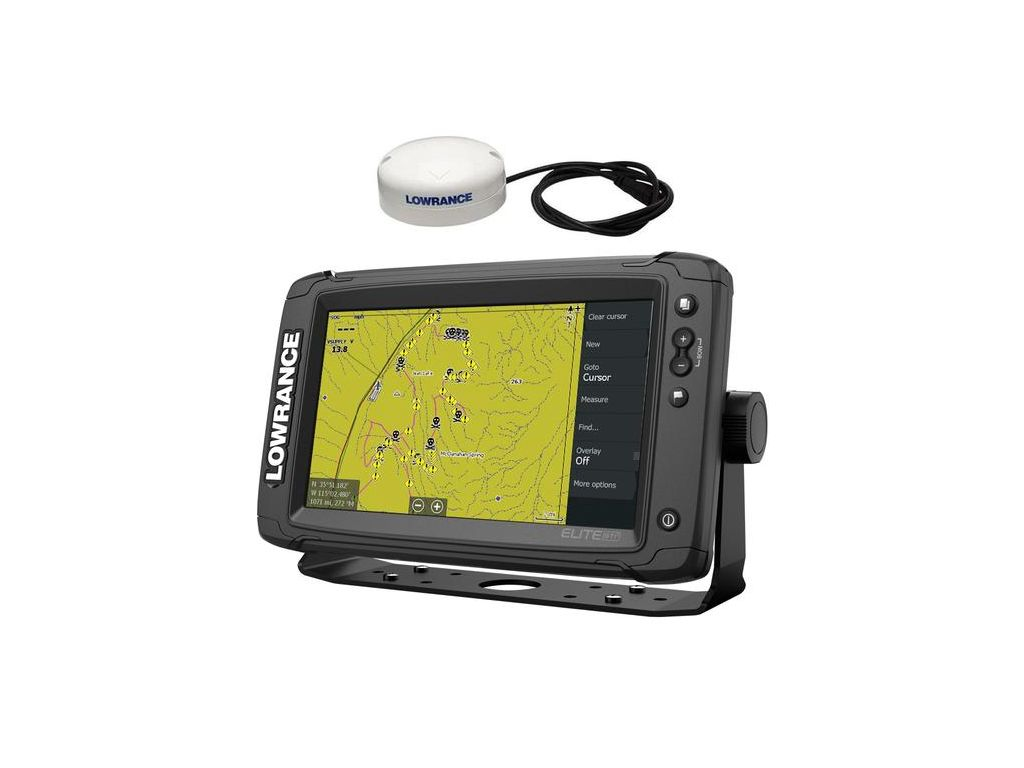 Lowrance Elite 12 Ti 2 Touchscreen GPS