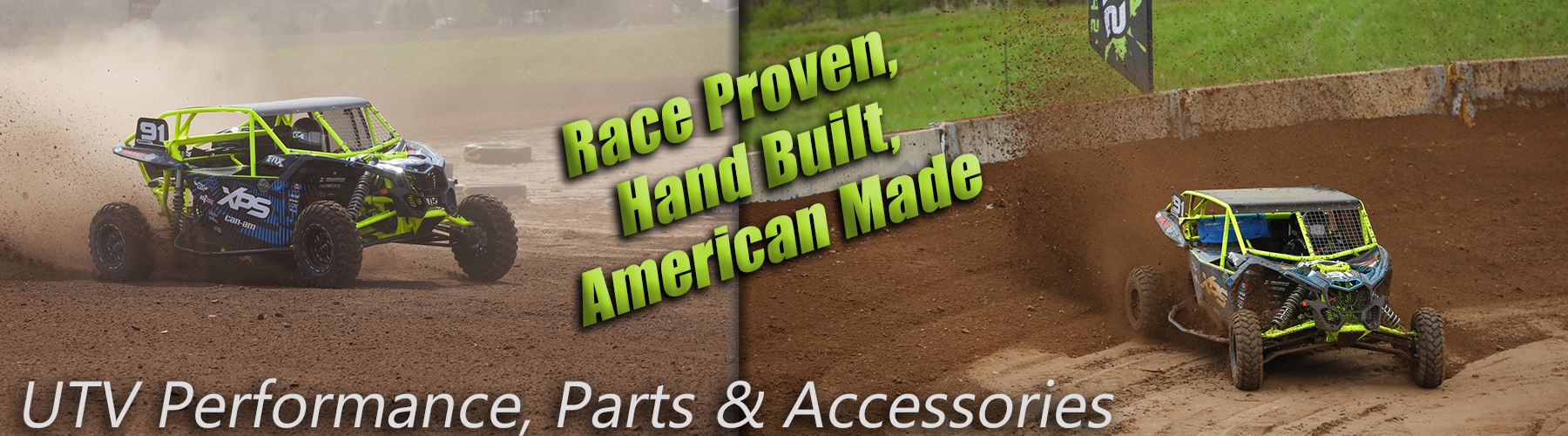 Side by Side UTV Performance Parts & Accessories | CT Race Worx